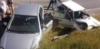 BALıKÖY - Kütahya'da Trafik Kazası Açıklaması 7 Yaralı