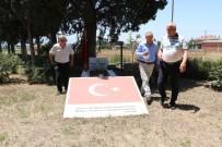 TÜRK EĞITIM SEN - Manisa Büyükşehir Belediyesinden Mezarlık İncelemesi