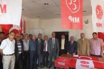 DİVAN KURULU - MHP Malazgirt İlçe Teşkilatı Olağan Kongresini Yaptı