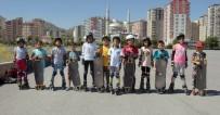 FEN BILGISI - Geleceğin Kayakçıları Asfaltta Yetişiyor
