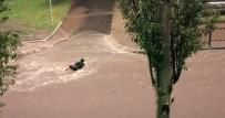 AŞIRI YAĞIŞ - Sel Suları Böyle Sürükledi