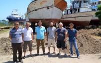 SALYANGOZ - Sezona Hazırlanan Balıkçıların Talepleri