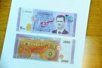 BEŞAR ESAD - Suriye parasına Esad'ın fotoğrafı basıldı