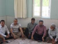 DOYRAN  - TBMM Başkan Vekili Aydın Köy Ziyaretlerine Devam Ediyor