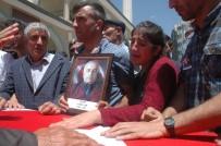 BURHAN KAYATÜRK - Teröristlerin Öldürdüğü AK Partili Ahi İçin Tören