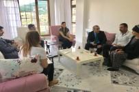 TUNCAY SONEL - Tunceli'nin Yeni Valisi İlk Ziyaretini Şehit Ailesine Yaptı