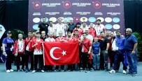 MİLLİ GÜREŞÇİ - Türkiye Avrupa Üçüncüsü Oldu