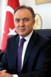 AHMET ALTIPARMAK - Vali Altıparmak'tan Mustafa Alper'li Veda Mesajı