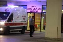 GIDA ZEHİRLENMESİ - Zehirlenen askerler hastaneye kaldırıldı
