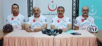 GÜZERGAH - '15 Temmuz Şehitlerini Anma Bisiklet Turu' Çanakkale'de Son Buldu