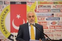 HABER KAMERAMANLARI DERNEĞİ - 15 Temmuz'u Aydınlatan Gazeteciler Balıkesir'e Gelecek