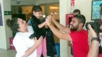 KALP MASAJI - 5 Dakikalık Müdahaleden Sonra Hayata Döndürülen Küçük Elif Sevinçle Karşılandı