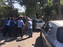 RECEP ÖZTÜRK - Afyonkarahisar'da Akıl Almaz Kaza