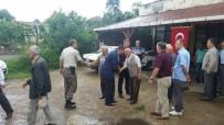KÖY MUHTARI - Akçakoca Kaymakamı Köyleri Geziyo