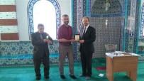 ALIBEYKÖY - Altıntaş'ta Emekli Olan İmamlara Plaket