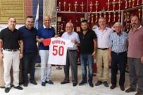 Altınyıldız Kolejinden Nevşehirspora Destek
