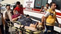 Amca Çocukları Arasında Arazi Kavgası Açıklaması 10 Yaralı