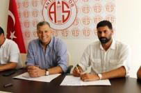SUBAŞı - Antalyaspor, Arda Vekiloğlu'yla Anlaştı