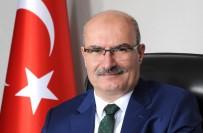 İŞ DÜNYASI - ATO Başkanı'ndan Yeni Kabineye Kutlama Mesajı