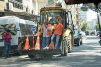 KURAL İHLALİ - Aydın'da Tehlikeli Yolculuk