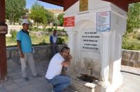 BALABAN - Balaban İçmelerine Ziyaretçi Akını