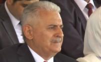 BAŞBAKAN - Başbakan Yıldırım'ın Hüzünlü Anları