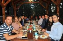 AKŞEHİR BELEDİYESİ - Başkan Akkaya Veda Yemeği Düzenledi