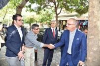 KATI ATIK BERTARAF TESİSİ - Başkan Ergün Açıklaması 'Elektrikli Otobüsler Geliyor'