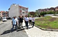 SELAHATTIN GÜRKAN - Başkan Gürkan Park Alanlarında İnceleme Yaptı