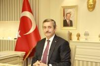 ADALET BAKANI - Başkan Tahmazoğlu, Yeni Kabineyi Tebrik Etti