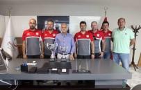 ÇALıKUŞU - Bayraklı'dan Üç Sporcu Türkiye Şampiyonu Oldu