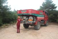 BILECIK MERKEZ - Bilecik'te Orman Yangını
