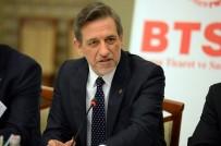 İBRAHIM BURKAY - Burkay Açıklaması 'Yeni Kabine İş Dünyamızın Önünü Açacak Reformları Sürdürecek'