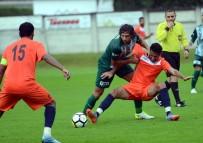 PAUL LE GUEN - Bursaspor'un Hazırlık Maçında Gol Sesi Çıkmadı