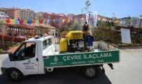 KARAHASANLı - Çankaya'da 70 Bin Hektar Alan İlaçlandı