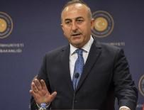 ÇAVUŞOĞLU - Çavuşoğlu'ndan Büyükada açıklaması