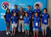 BELEDİYESPOR - Çeşme Satranç Takımı 2. Ligde Yarışıyor