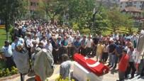 ZIRAAT BANKASı - Cide'nin Eski Belediye Başkanı Son Yolculuğuna Uğurlandı