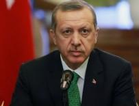 MAHMUD ABBAS - Cumhurbaşkanı Erdoğan'dan İsrail'le tepki
