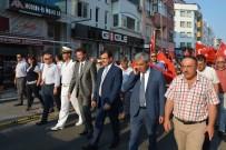 İSTIKLAL MARŞı - Dalaman Belediyesi 50. Kuruluş Yılını Kutluyor