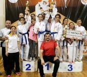 KARATE - Diyarbekirspor Karatecileri Adıyaman'da Şov Yaptı