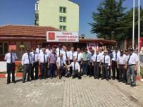 KAHRAMANLıK - Edirne'de Kıbrıs Barış Harekatının 43'Üncüsü Yıl Dönümü