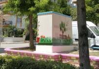 ESTETIK - Efeler'de Parkla Ve Trafolar Renkleniyor