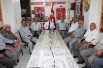GAZİLER DERNEĞİ - Elazığ'da Kıbrıs Barış Harekatının Yıl Dönümü