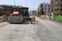 ÜÇGÖZ - Ereğli'de, Asfalt Çalışmaları Devam Ediyor