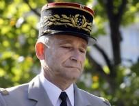 İSTİFA - Fransa'da istifa eden Genelkurmay Başkanı'na etkileyici veda