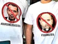 İSTİFA - Galatasaray taraftarı protestoya hazırlanıyor