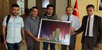 BİTLİS - Gazetecilerden Vali Ustaoğlu'na Ziyaret
