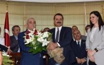 ÇALIŞMA VE SOSYAL GÜVENLİK BAKANI - Gıda, Tarım Ve Hayvancılık Bakanlığında Devir Teslim Töreni