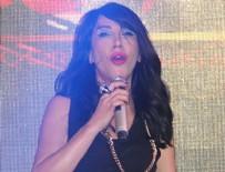 GÜMBET - Hande Yener Bodrum'u Salladı